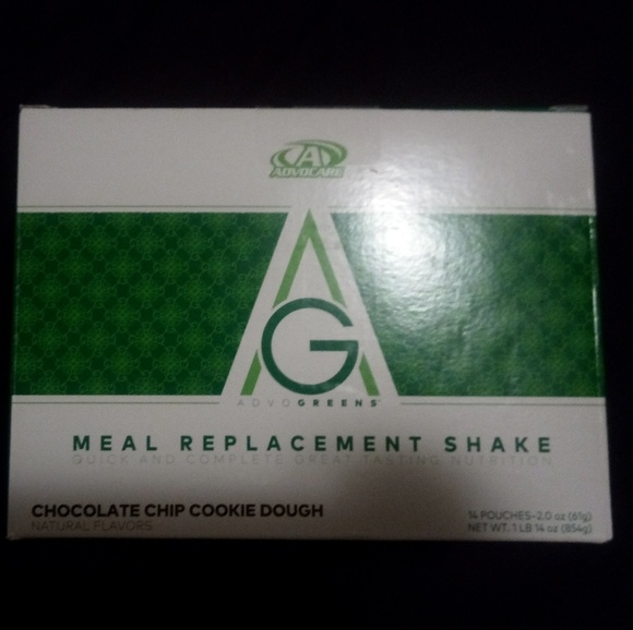 AdvoCare Greens Meal Replacement Shakes